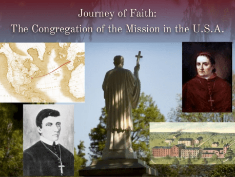 Journey of Faith – Congregation of the Mission USA