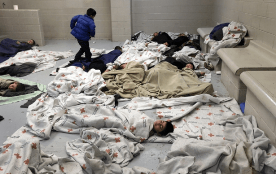 Hearing the cries of the poor at the border