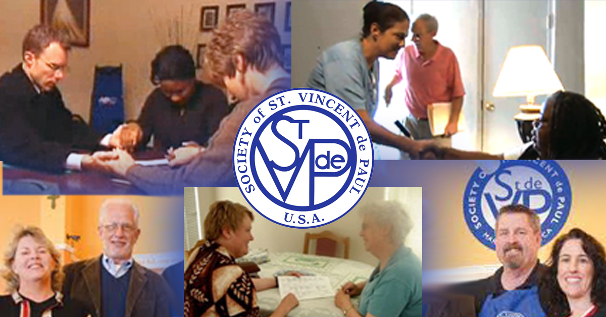 Vincentian weekly reflections and Sunday bulletin inserts