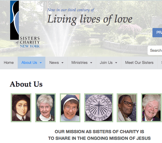 """""""Living Lives of Love – Now in our 3rd century"""""""