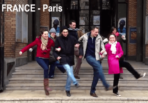 Vincentian Youth Worldwide – Energy on display