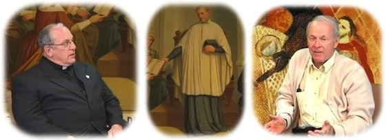 Vocation stories of 2 Superiors General