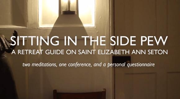 Side Pew with Elizabeth