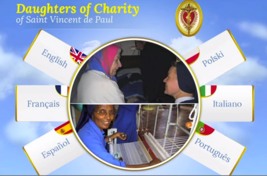 Daughters of Charity to change (Internet) habit