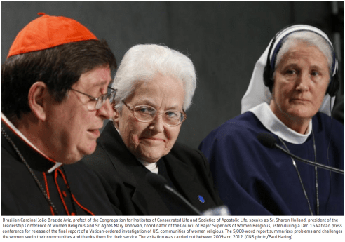 Final report on US  Nuns affirmative and realistic