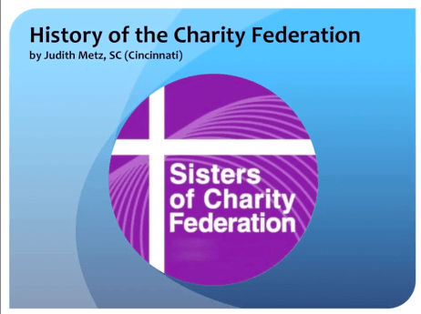 History of the Charity Federation (recently enhanced video)