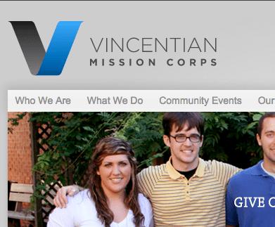 Vincentiaqn mission Corps