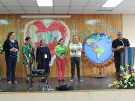First report/photos from Vincentian Family in Latin America (FaViLa)