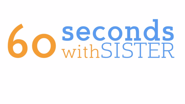 60 Seconds with Sr. Teresa Daly DC