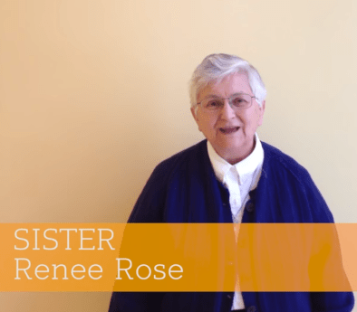 60 Seconds with Sister Renée Rose