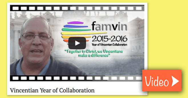 Vincentian Year of Collaboration