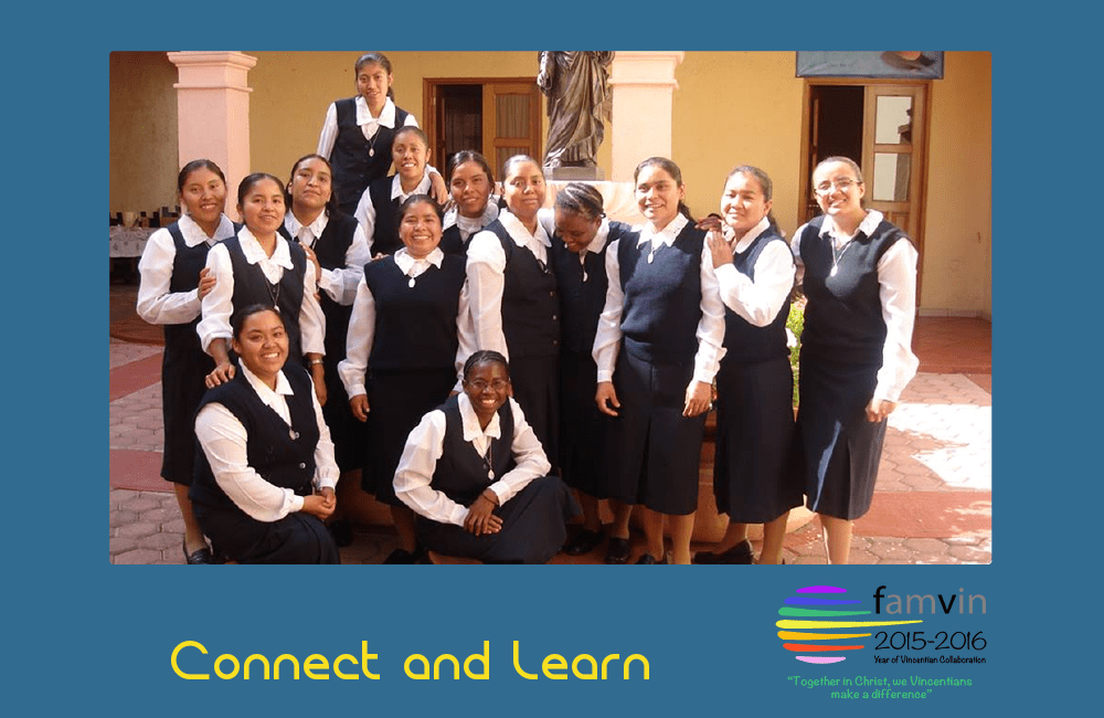"Connect and Learn: The Congregation of the ""Hermanas Josefinas"""