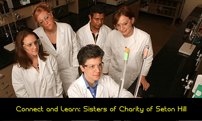 Connect and Learn: Sisters of Charity of Seton Hill