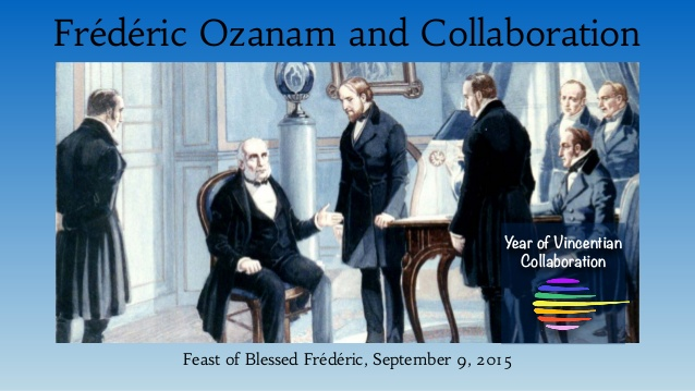 Frederic Ozanam and collaboration