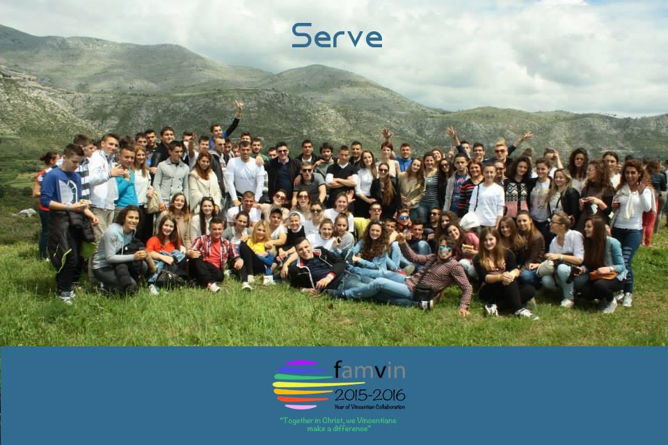 Serve: VMY Croatia: Rijeka, Kistanje and Split