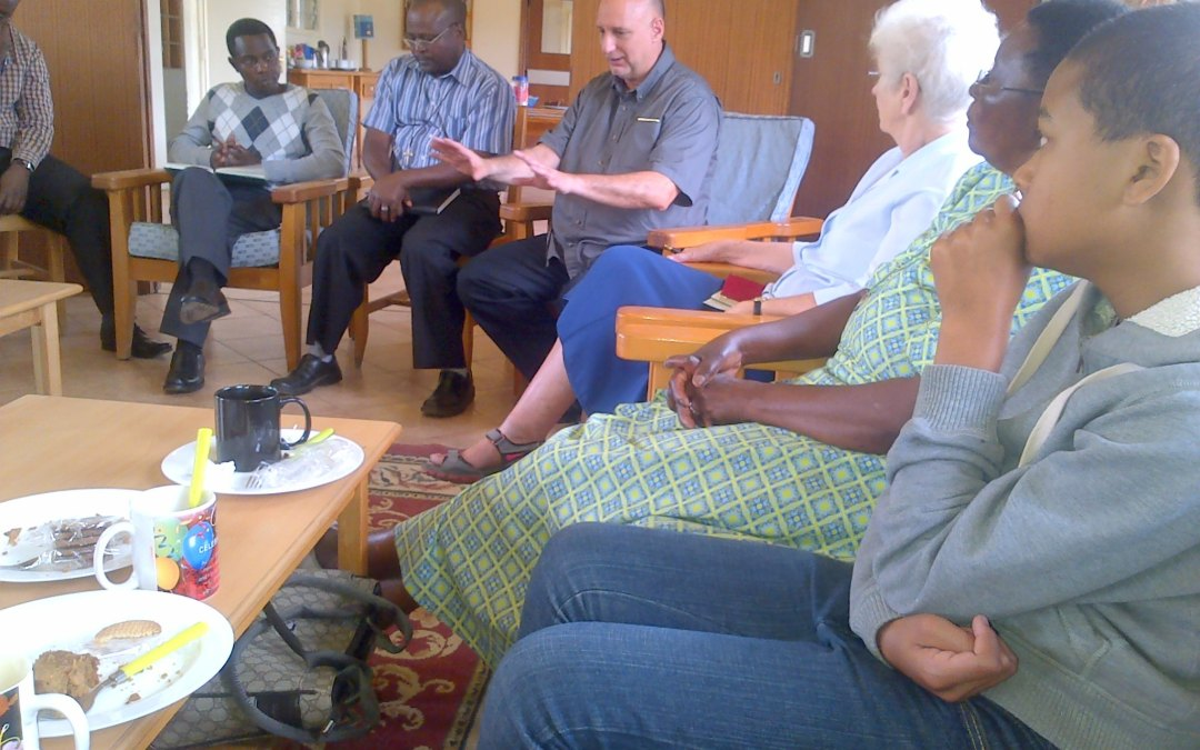 Birthing Vincentian Family Organization in Kenya