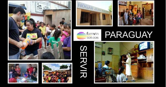Serve: John Paul II Shelter  – Paraguay