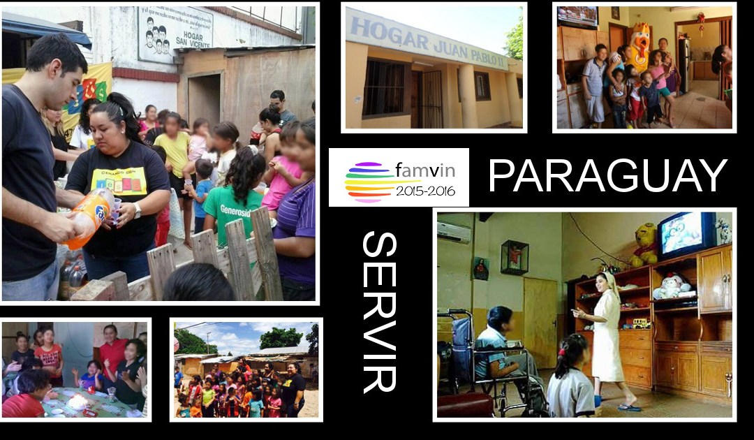 Serve: John Paul II Shelter  – Paraguay