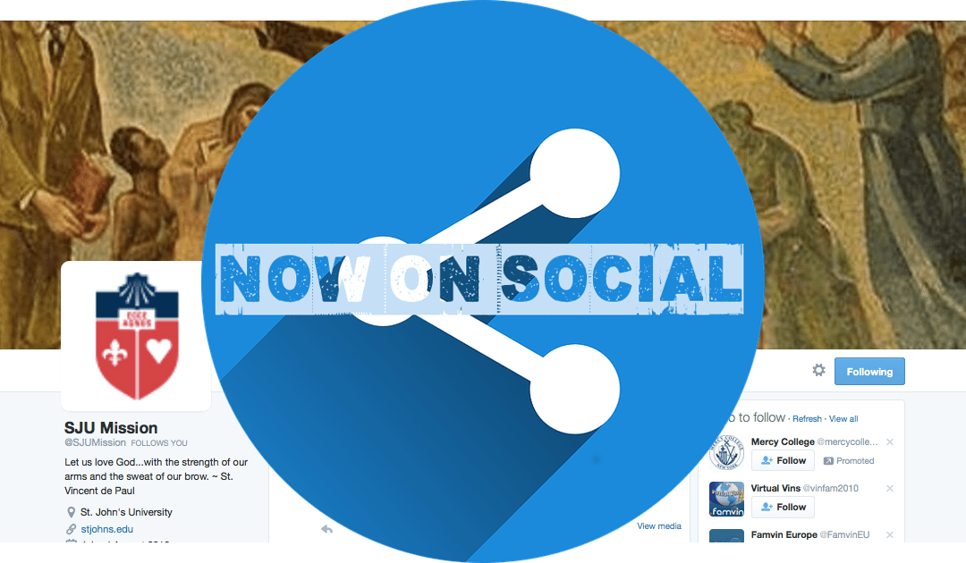 Now on Social: Advancing Mission