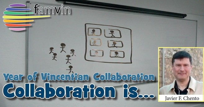 Collaboration is… to let myself be accompanied