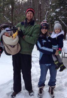 Cross Country Ski Weekend, January 2016