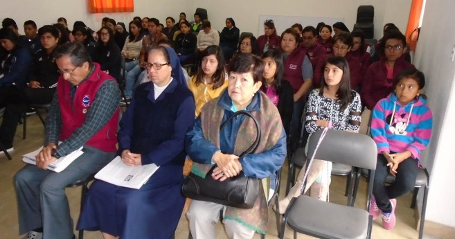 Formation Plan for the Vincentian Family in Ecuador