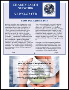 Charity Earth Network PDF