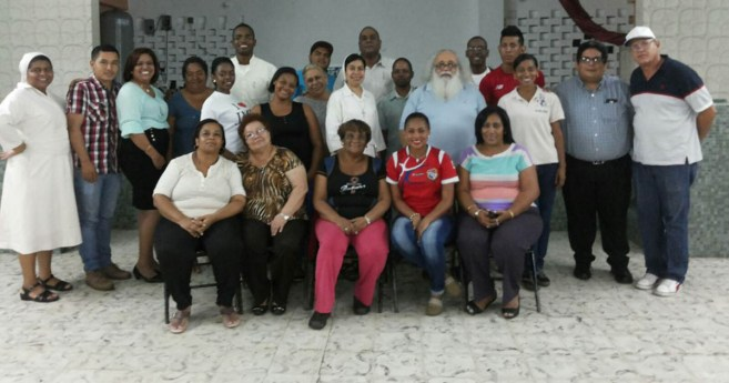 The Vincentian Family in Panama