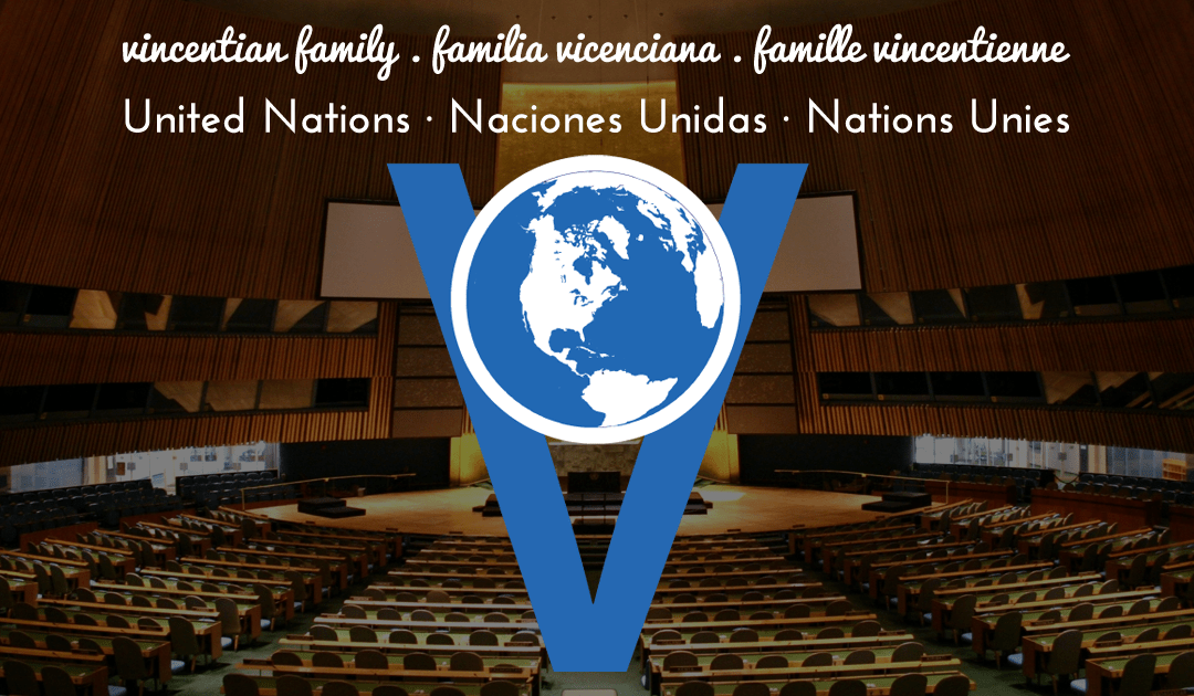 Vincentian Family at the U.N: Migration