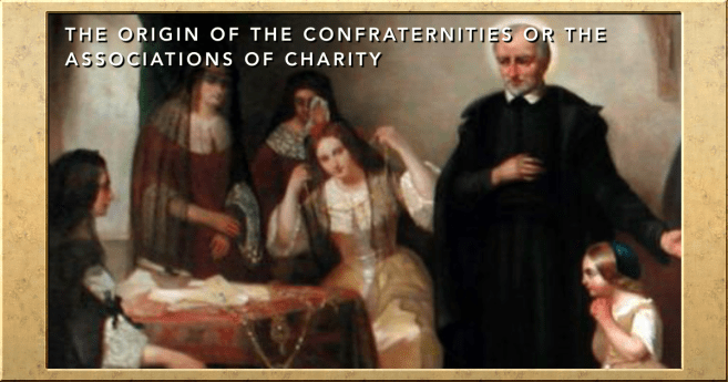 August 23: Foundation of the First Confraternity of Charity