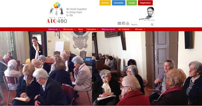 AIC International Renews its Website