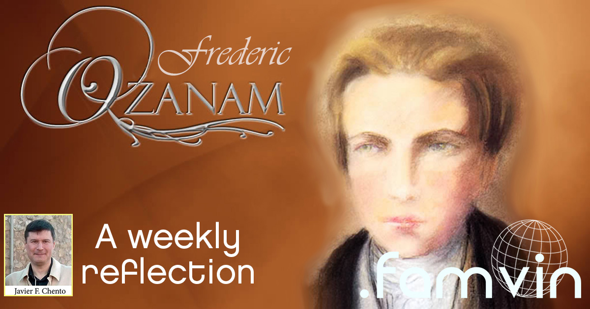 Being a Christian at All Times and Places • A Weekly Reflection with Ozanam