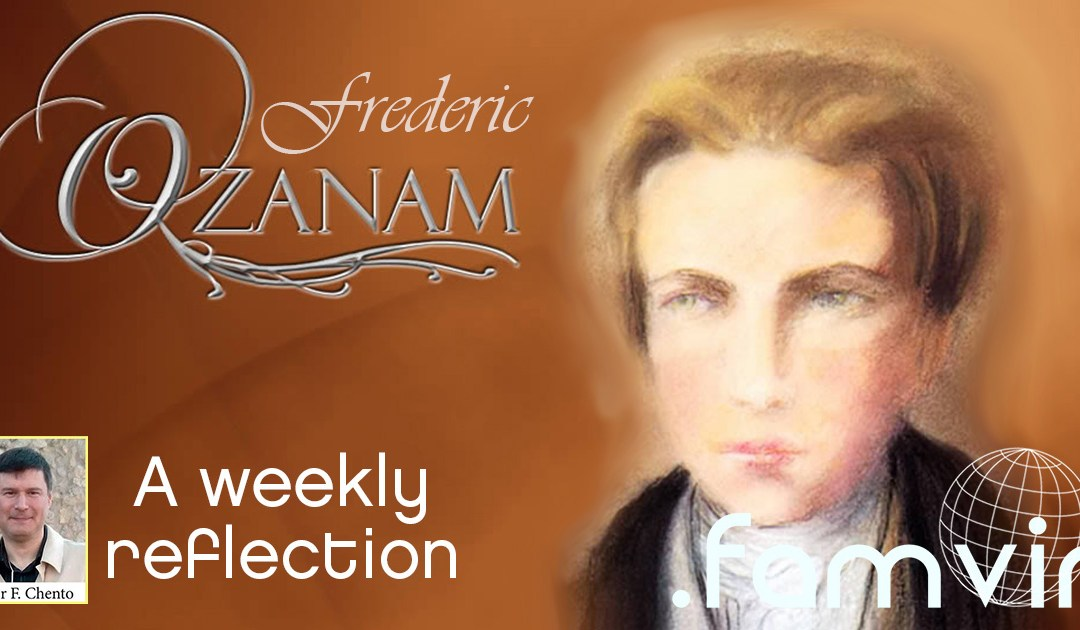 The Dangers that Haunt our Mission • A Weekly Reflection with Ozanam
