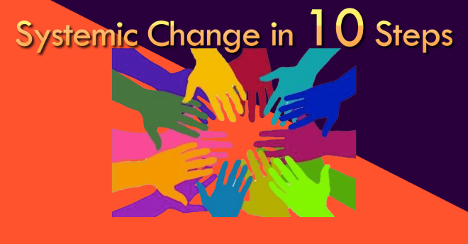 Systemic Change in 10 slides