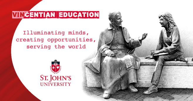 Vincentian Education: Illuminating Minds, Creating Opportunities, Serving the World