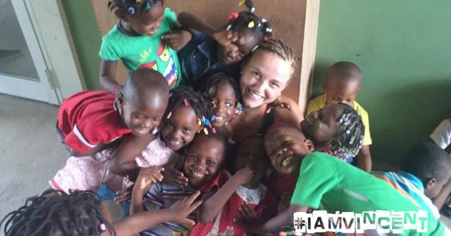 Niagara Student Spends her Summer Volunteering at School in Haiti #IamVincent