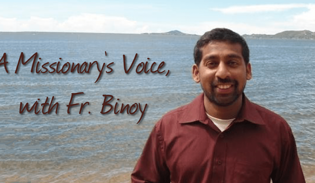 A Missionary's Voice: Do More…