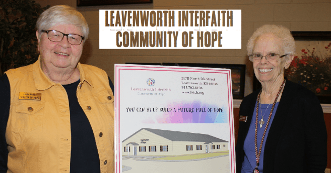 Building an Interfaith Community of Hope in Leavenworth