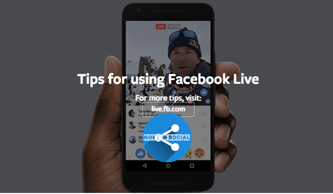 Now on Social Best Practices: Facebook Live