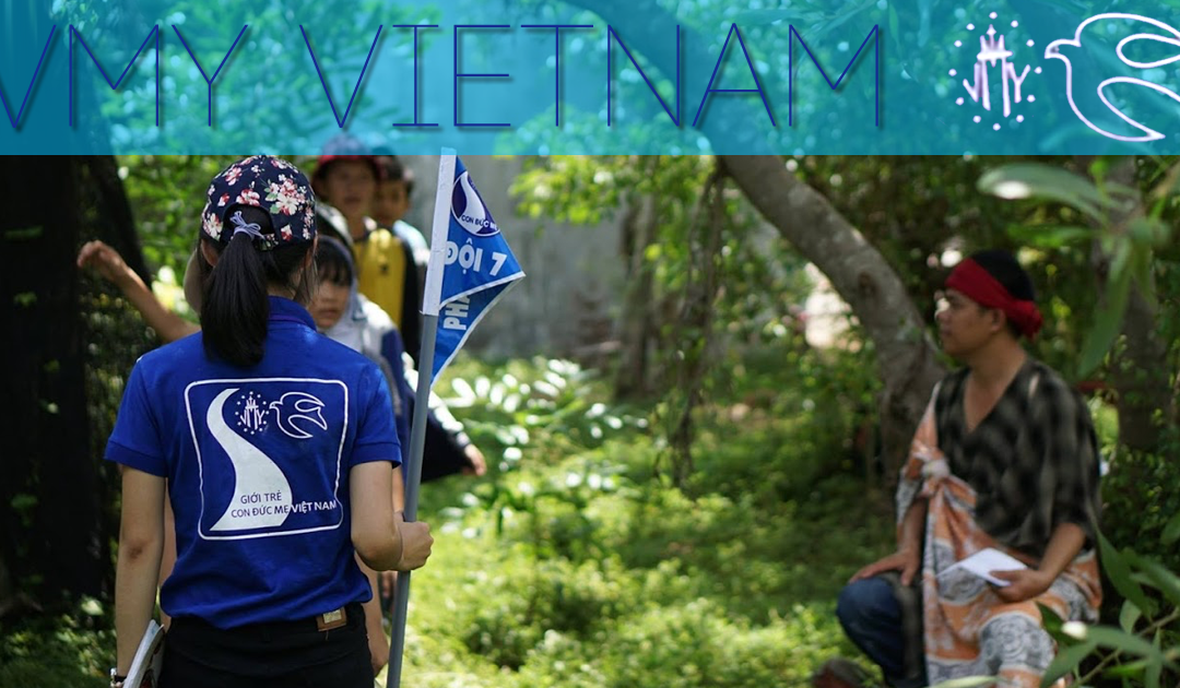 Vincentian Marian Youth All Over Vietnam!