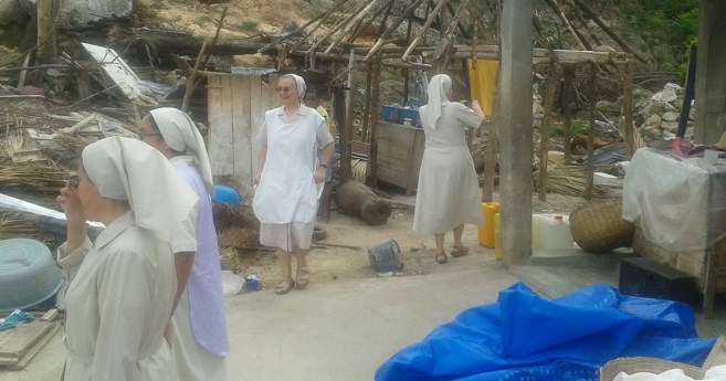The Charity of Christ Urges Them: The Daughters of Charity, Caribbean Province, in Haiti