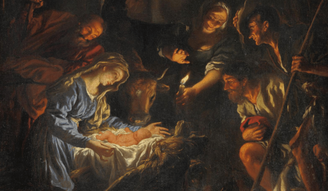 St. Vincent On the Incarnation: Christmas Video
