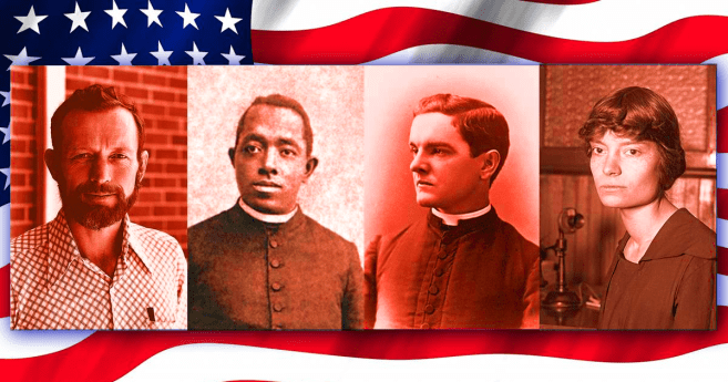 Four Soon-to-be Saints Who Were Born in the USA