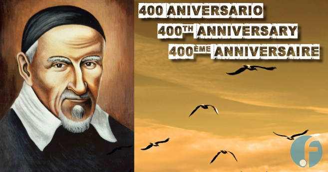 The 400th birthday of the Vincentian Charism • A Reflection by Fr. Maloney