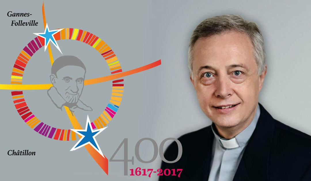 Message of the Superior General, Fr. Tomaž Mavrič, CM, at the beginning of the 400th Anniversary of the Vincentian Charism