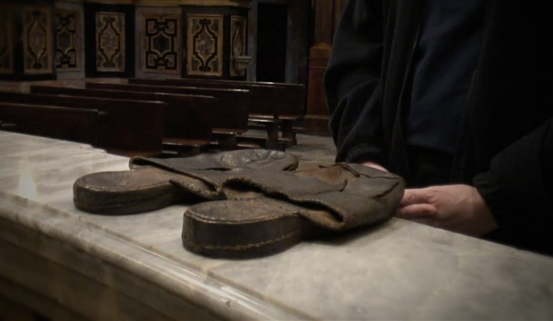 The Sandals of Charity • A Video from Fr. Tomaz Mavrič