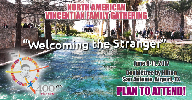 North American Vincentian Family Gathering: Revised Hotel Reservation Number