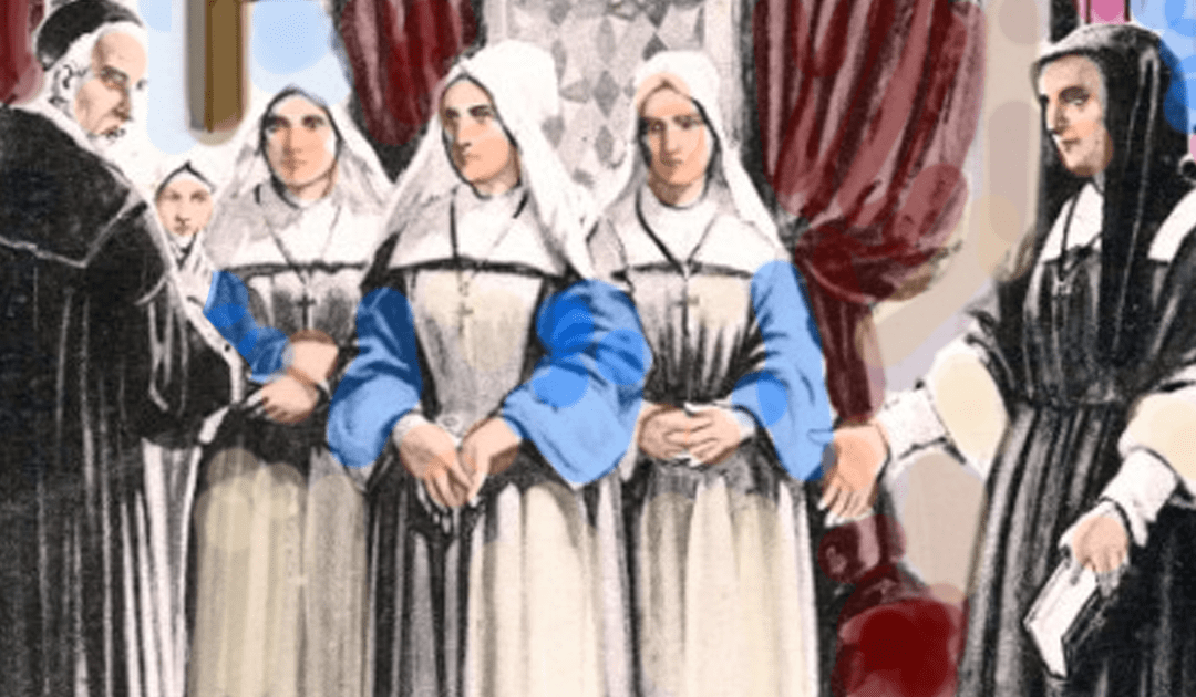 375 Years Since First Vows of Daughters of Charity