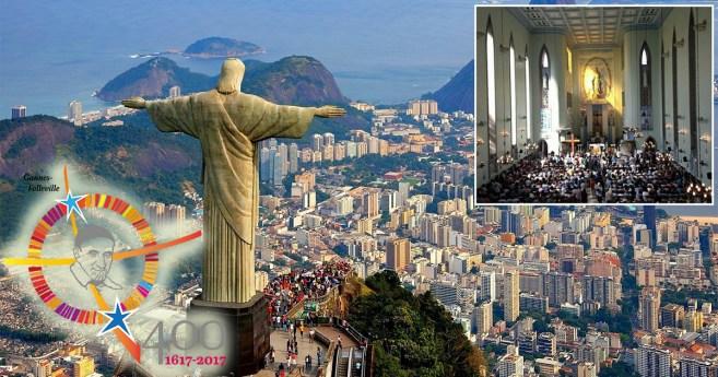 400th Anniversary Celebrations in Rio de Janeiro (Brazil)