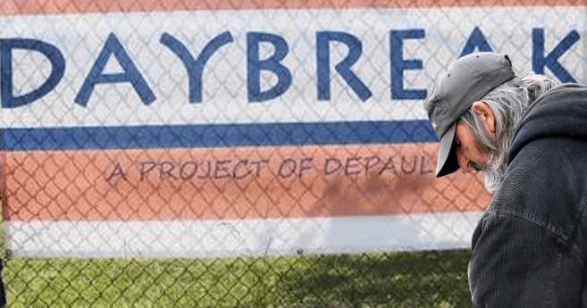 Daybreak, DePaul USA: Homelessness Has No Place In Macon